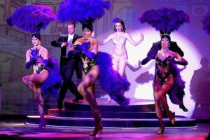 Sex Tip: Burlesque Show
