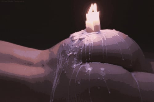 wax play BDSM